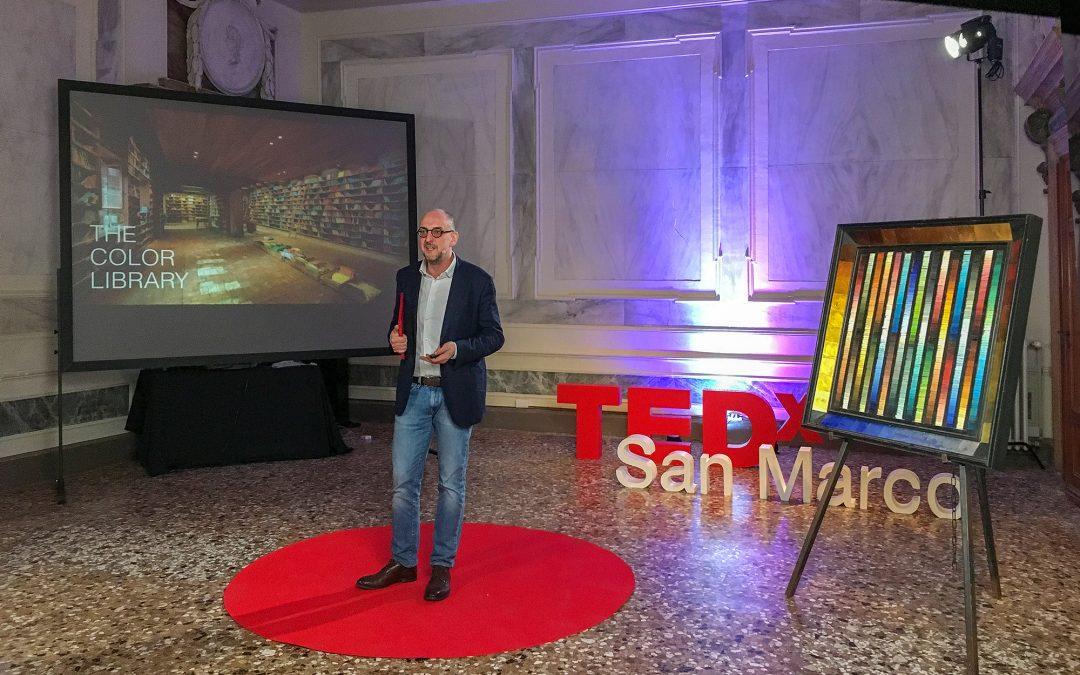 Orsoni Venezia ospite a TEDx San Marco