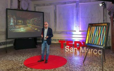 Orsoni Venezia 1888 at TEDx San Marco