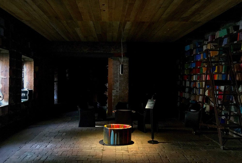 LIFE OF WATER, from the Biennale Arte to the Orsoni Library