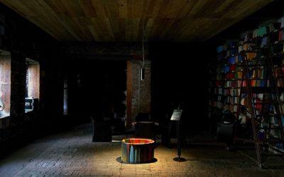 LIFE OF WATER, dalla Biennale Arte alla Biblioteca del Colore